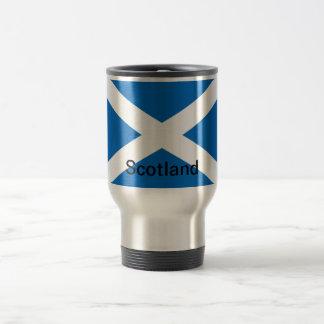 Bandera de Escocia Tazas De Café