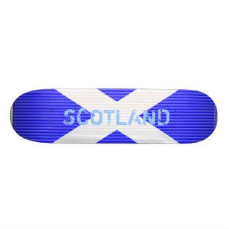 Bandera de Escocia, textura Saltire de las persian Tablas De Patinar