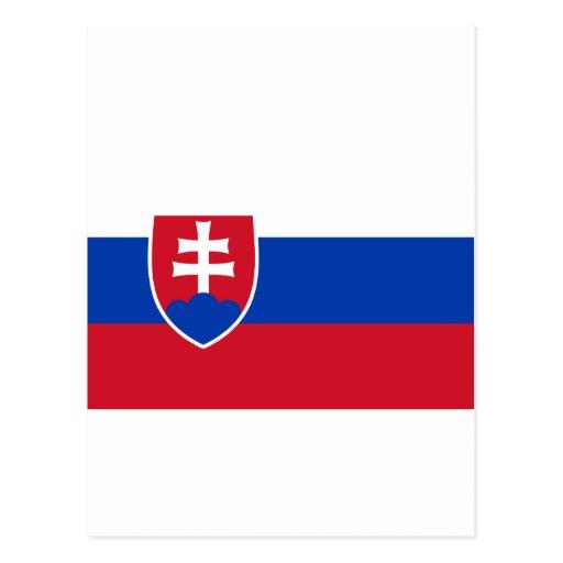 Bandera de Eslovaquia Postal