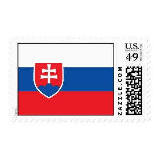 Bandera de Eslovaquia Sello