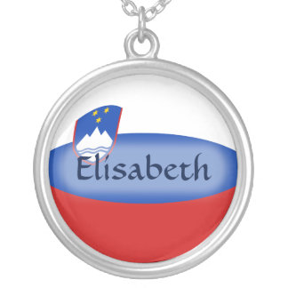 Bandera de Eslovenia + Collar conocido