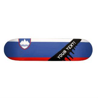 Bandera de Eslovenia Tabla De Patinar