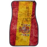 Bandera de España Alfombrilla De Coche
