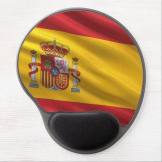 Bandera de España Alfombrillas De Raton Con Gel