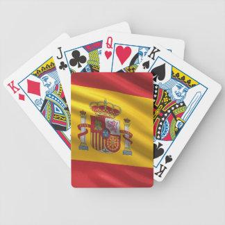 Bandera de España Barajas