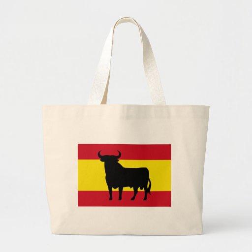 Bandera de España Bull Bolsas