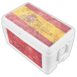Bandera de España Cofre Nevera