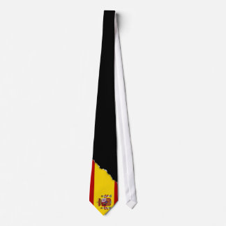 Bandera de España Corbatas Personalizadas