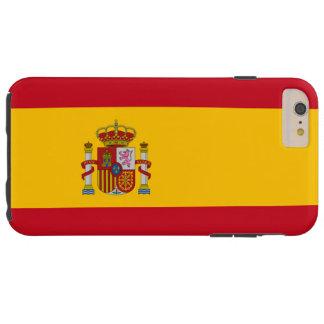 Bandera de España Funda Para iPhone 6 Plus Tough