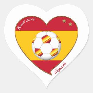 Bandera de ESPAÑA FÚTBOL campeones del mundo 2014 Etiquetas