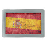 Bandera de España Hebilla De Cinturón