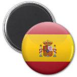 Bandera de España Imán