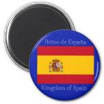 Bandera de España Imán De Frigorífico