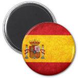 Bandera de España Imán De Nevera