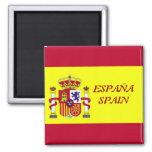 Bandera de España Imanes