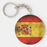Bandera de España Llavero