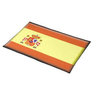 Bandera de España Manteles Individuales