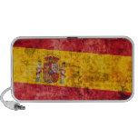 Bandera de España Notebook Altavoces