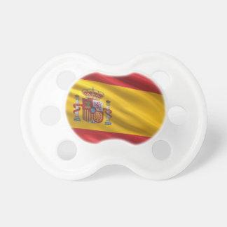 Bandera de España Chupetes De Bebé
