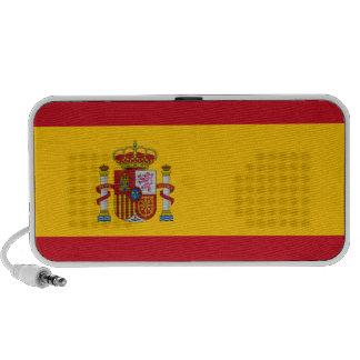 Bandera de España Portátil Altavoces