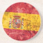 Bandera de España Posavasos Cerveza