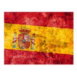 Bandera de España Postal