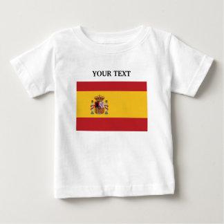 Bandera de España Remera