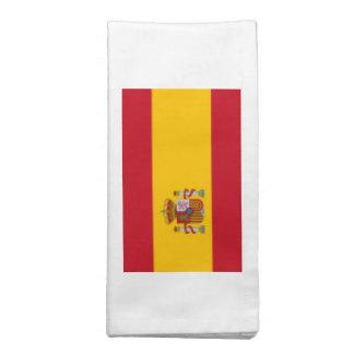 Bandera de España Servilleta Imprimida