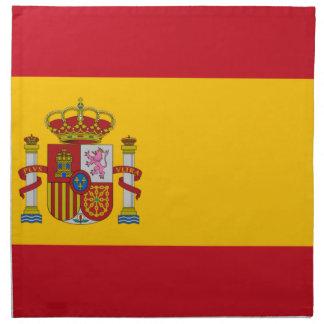 Bandera de España Servilletas De Papel