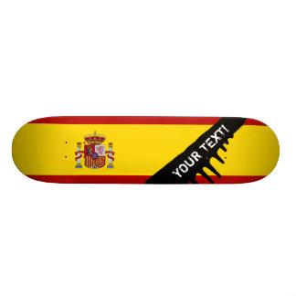 Bandera de España Skate Boards