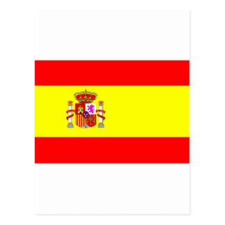 Bandera de España Tarjetas Postales