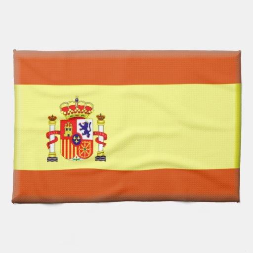 Bandera de España Toalla