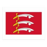 Bandera de Essex Postales