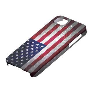 Bandera de Estados Unidos iPhone 5 Case-Mate Cárcasas