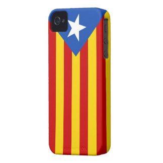Bandera de Estelada iPhone 4 Case-Mate Carcasas