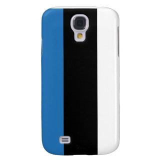 Bandera de Estonia Funda Para Galaxy S4