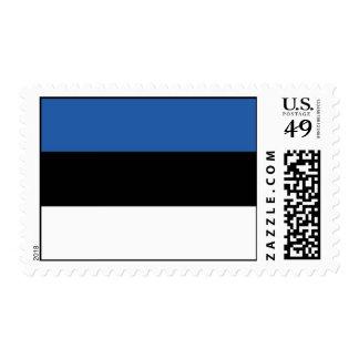Bandera de Estonia Sellos