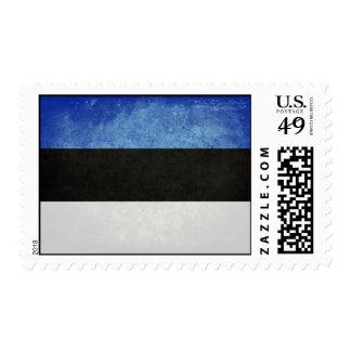Bandera de Estonia; Envio