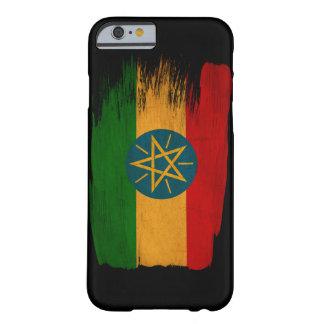 Bandera de Etiopía Funda Barely There iPhone 6