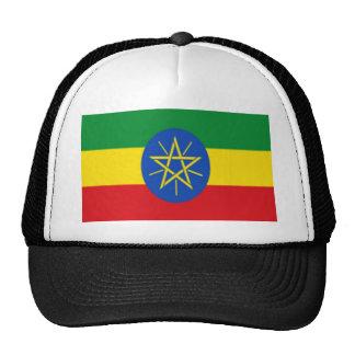 Bandera de Etiopía Gorra