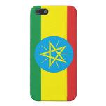 Bandera de Etiopía iPhone 5 Protector