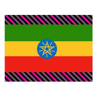 Bandera de Etiopía Postal