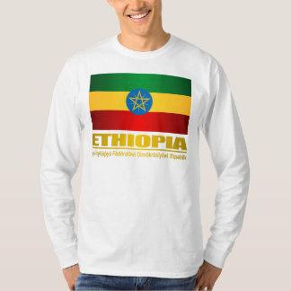 Bandera de Etiopía Remera