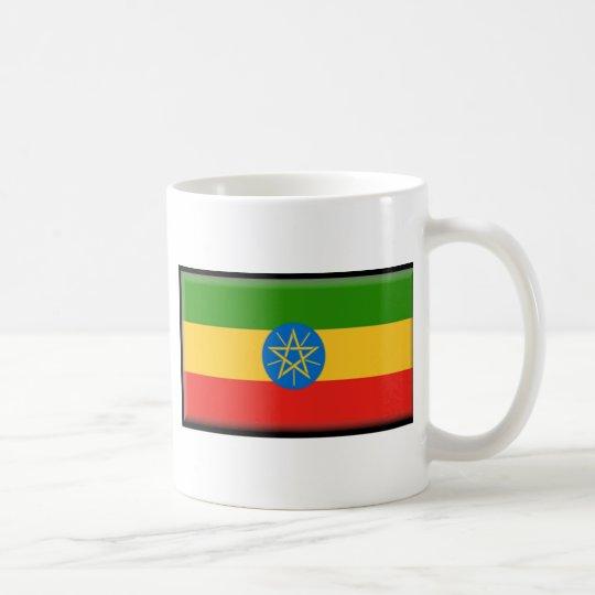 Bandera de Etiopía Taza De Café