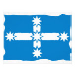 Bandera de Eureka Invitaciones Personalizada