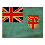 Bandera de Fiji Postal