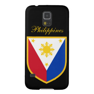 Bandera de Filipinas Carcasas De Galaxy S5