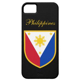 Bandera de Filipinas Funda Para iPhone 5 Barely There