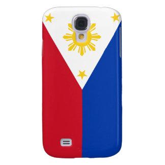 Bandera de Filipinas Funda Para Galaxy S4