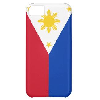 Bandera de Filipinas Funda Para iPhone 5C
